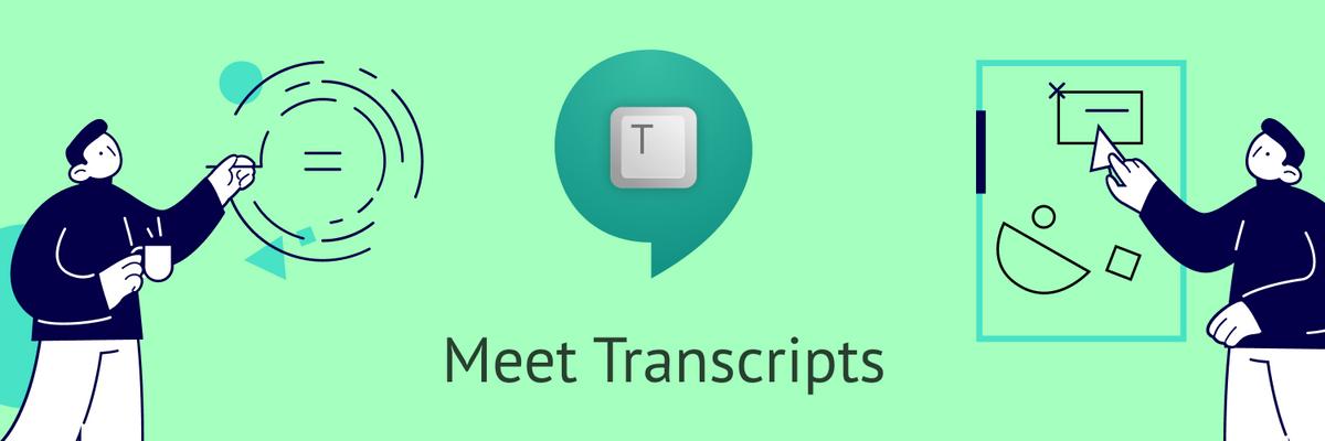 Google Meet Transcripts for Safari