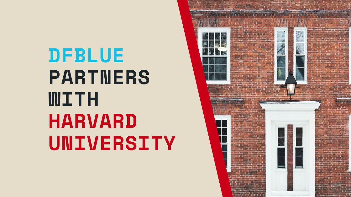 Worked with DFBlue on a Harvard research paper